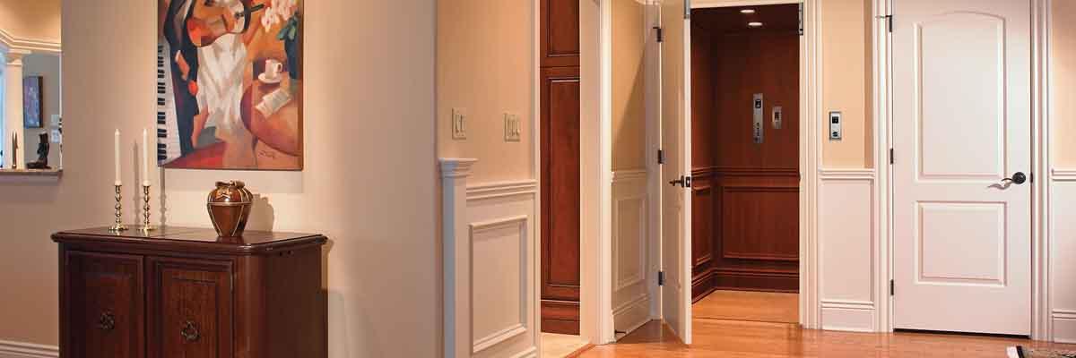 Crown Inclinator Home Elevator