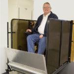 Inclinator Serenity Wheelchair Lift