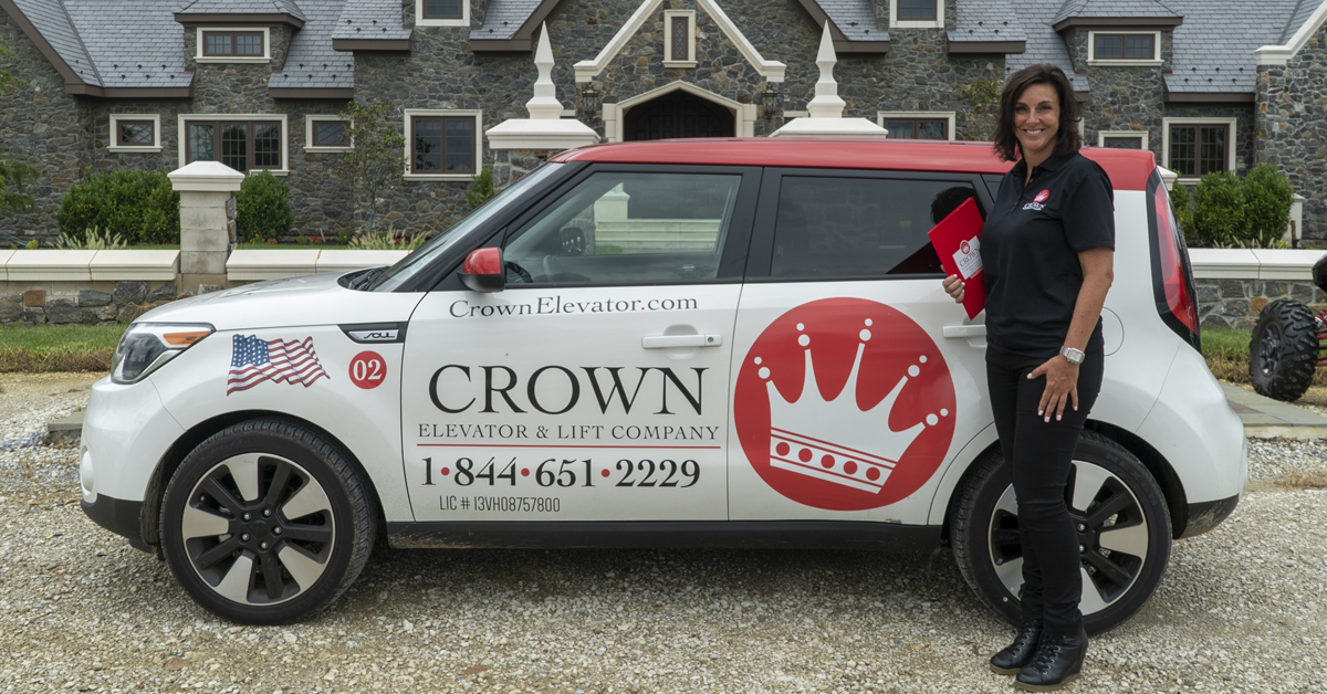 The Crown Elevator team installs, services and repairs home elevators and lifts in the New Jersey area