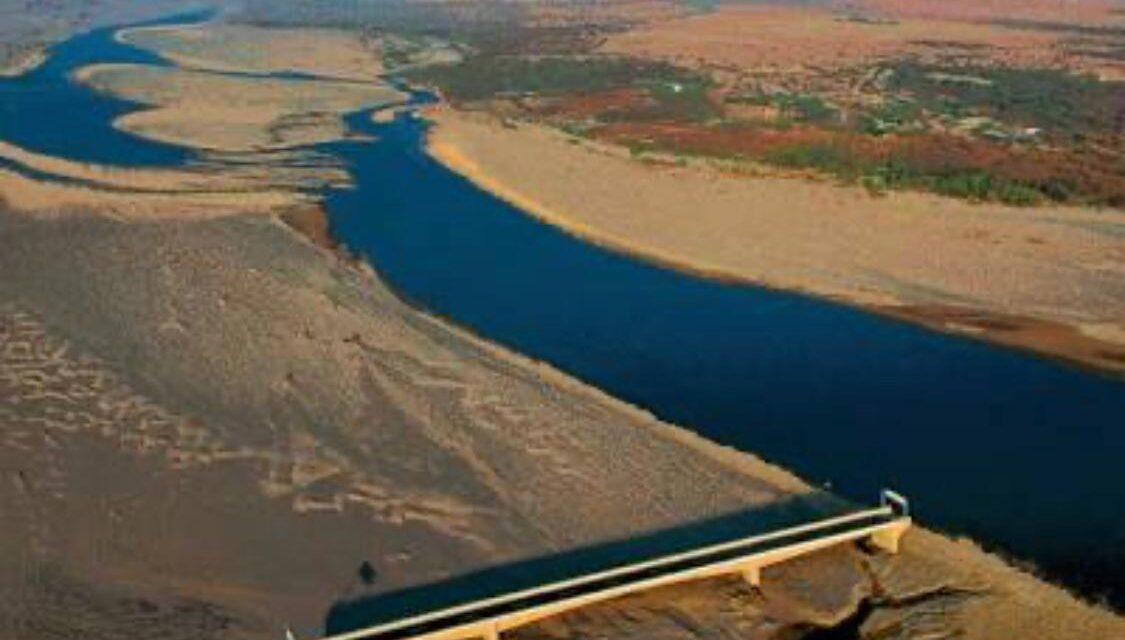 El puente en el río Choluteca