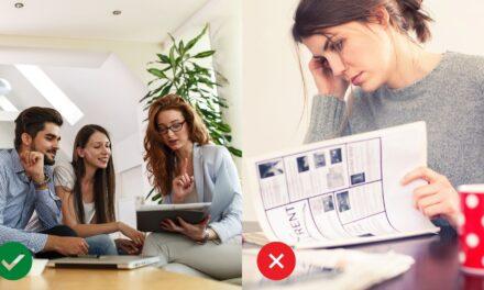 Lo que tienes que tener en cuenta al comprar tu casa: Tips y errores
