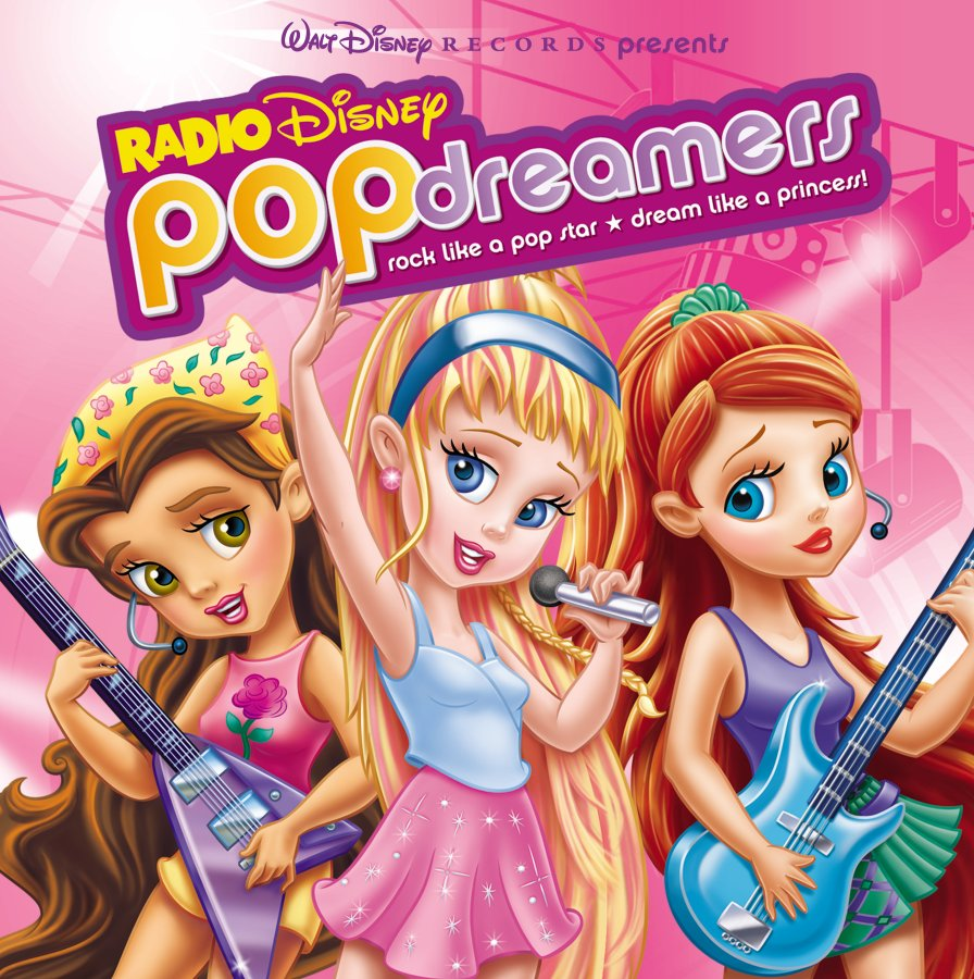 Pop Dreamers
