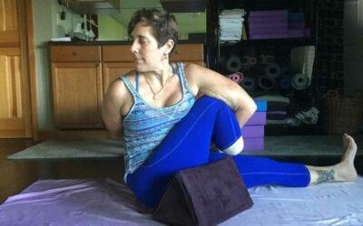 Samantha Lucas at Ashtanga Yoga South Bay