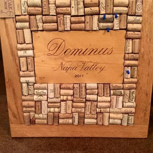 Dominus Cork Board 21