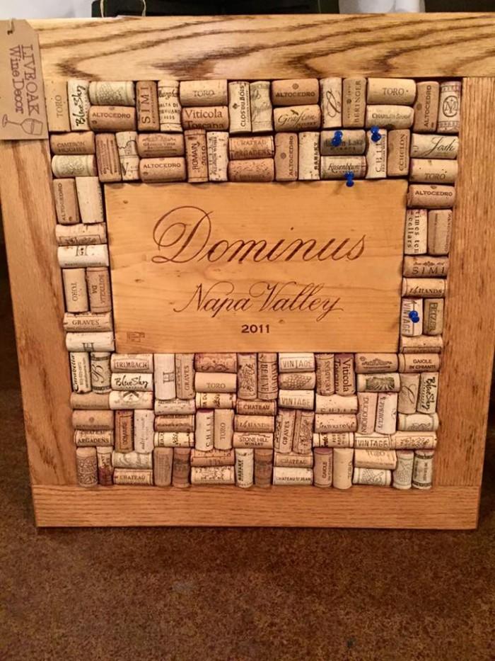 Dominus Cork Board 1