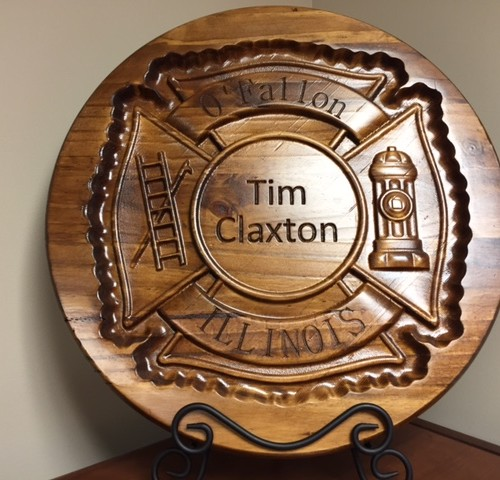 Customized Plaques 8