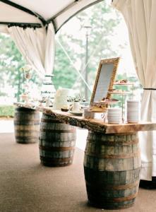 wine decor and furniture