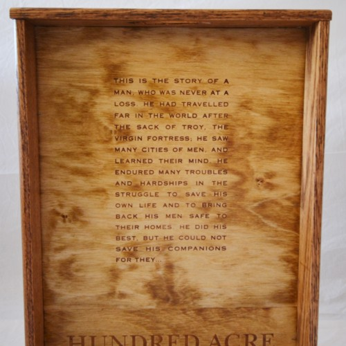 Hundred Acre Tray 20