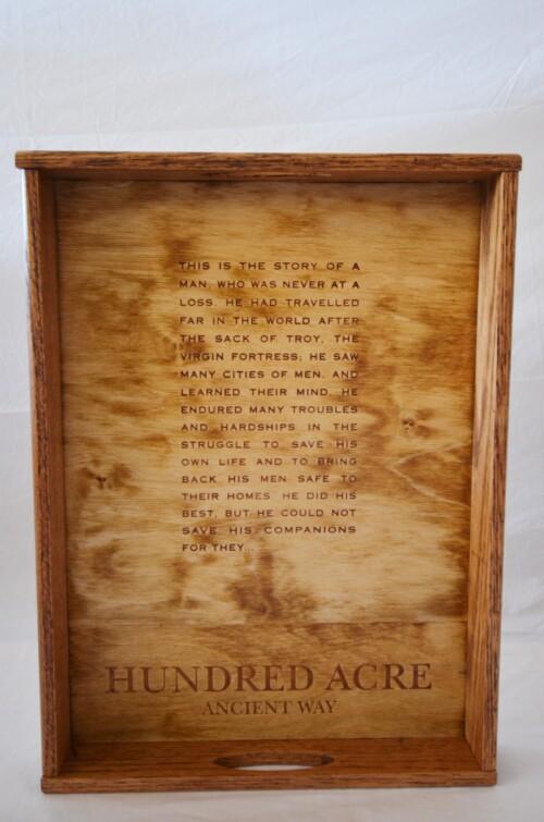 Hundred Acre Tray 29
