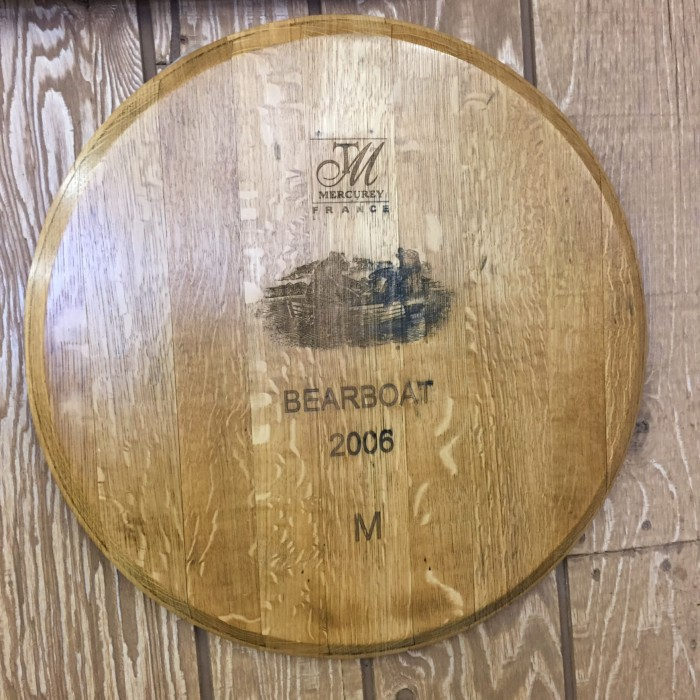 Bearboat Lazy Susan 1