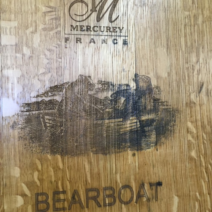 Bearboat Lazy Susan 3