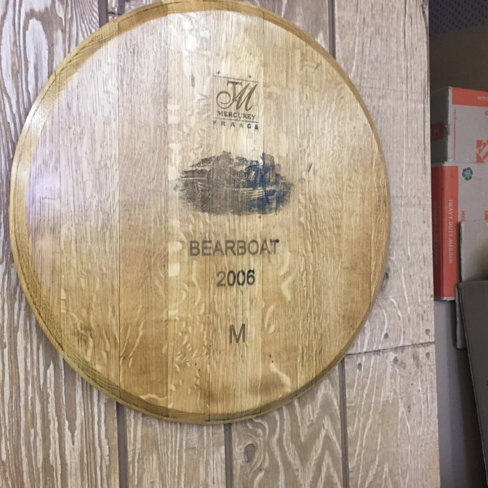 Bearboat Lazy Susan 2