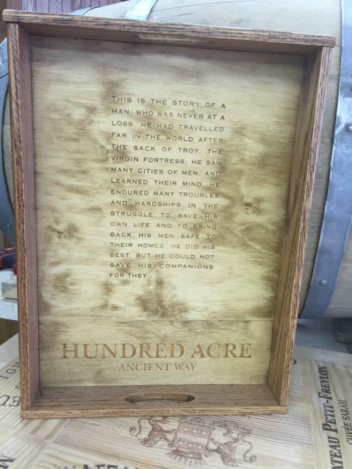 Hundred Acre Tray 2