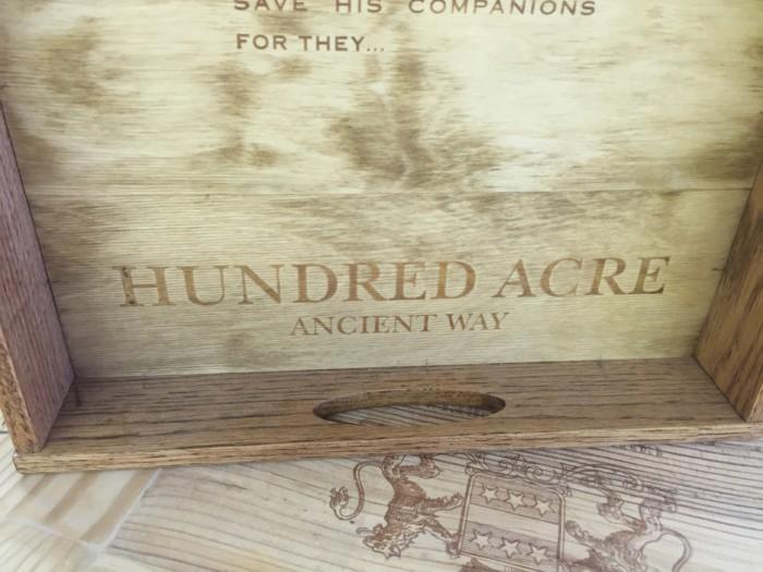 Hundred Acre Tray 4