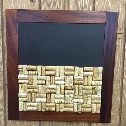 Chalkboard/ Cork Board Combo 13