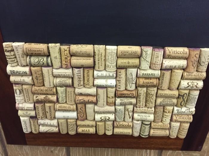Chalkboard/ Cork Board Combo 2