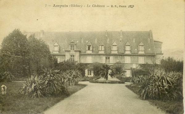 """Chateau d' Ampuis 14"""" Lazy Susan 7"""