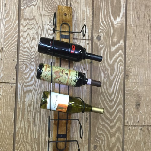 Single Barrel Stave Wine Rack 3