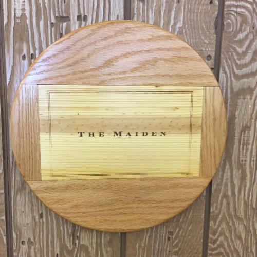 "The Maiden 16"" Lazy Susan 16"