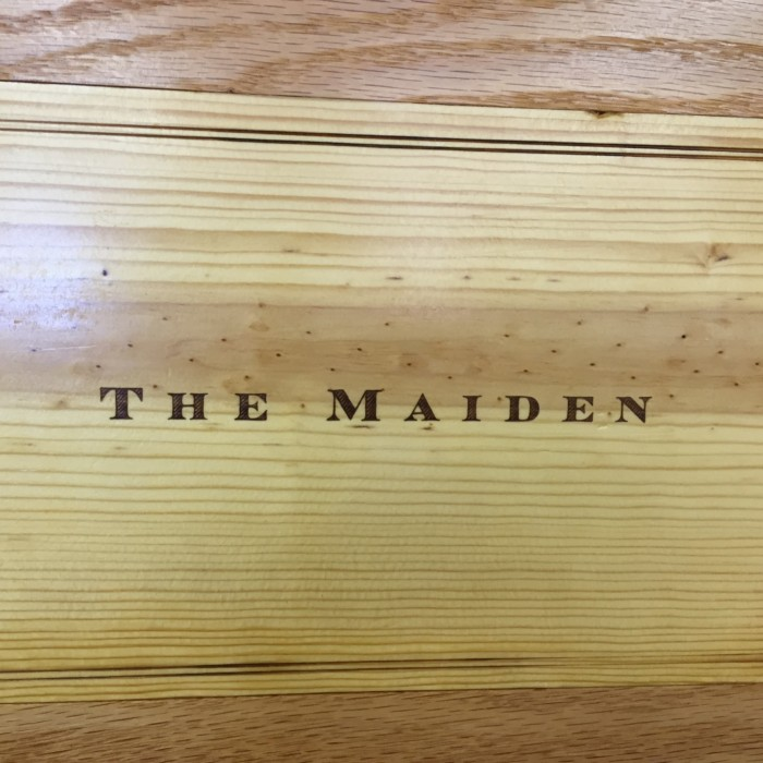 "The Maiden 16"" Lazy Susan 2"