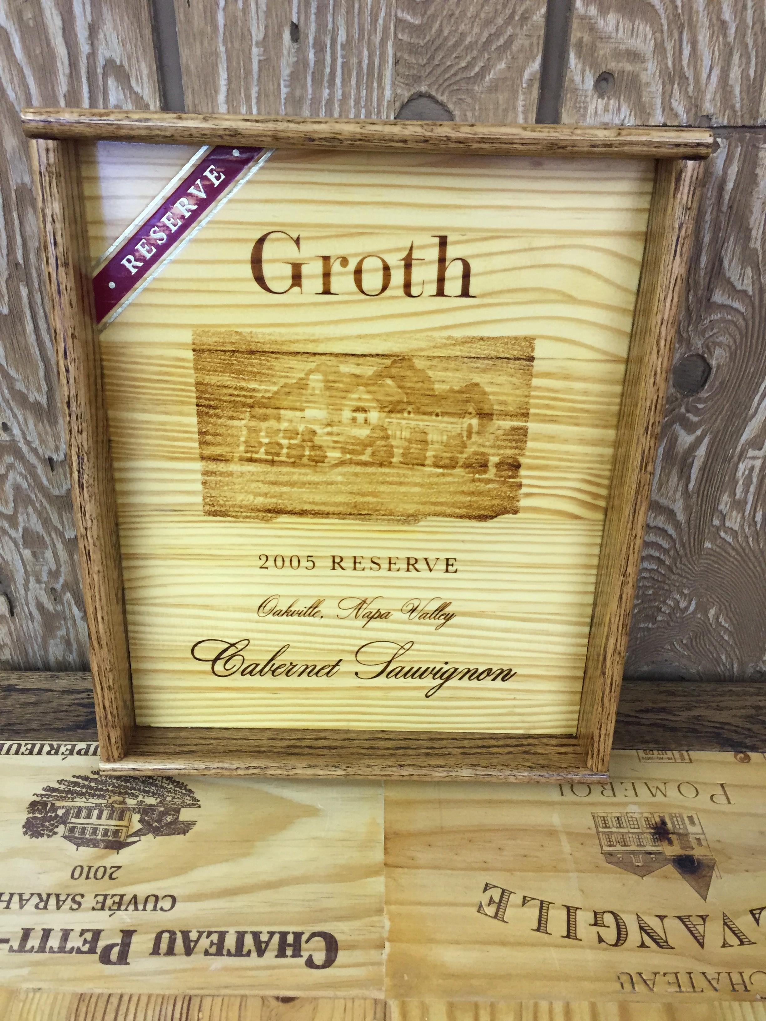 Groth Tray 2