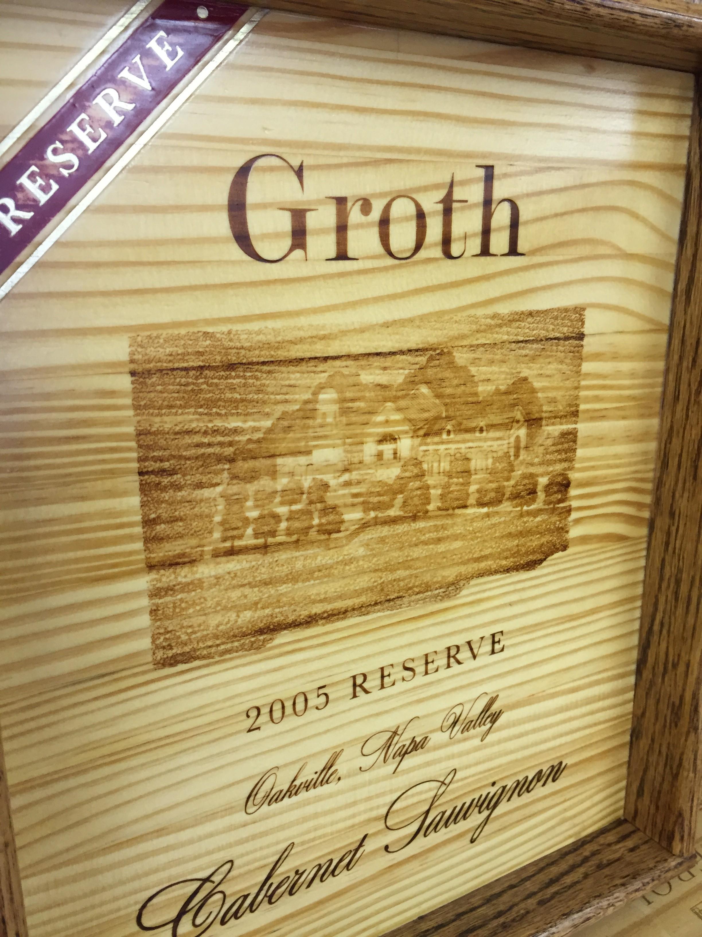 Groth Tray 5