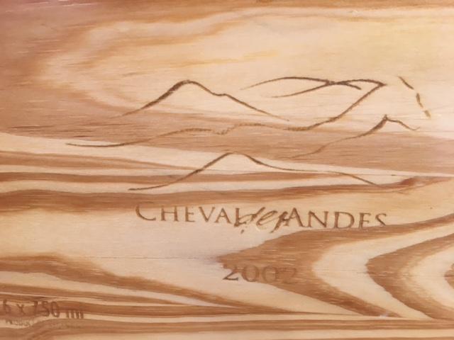 """Cheval de Andes 14 """" Lazy Susan 4"""
