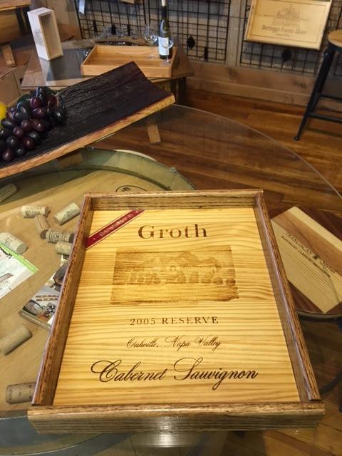 Groth Tray 7