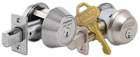High Security Locks and Keys