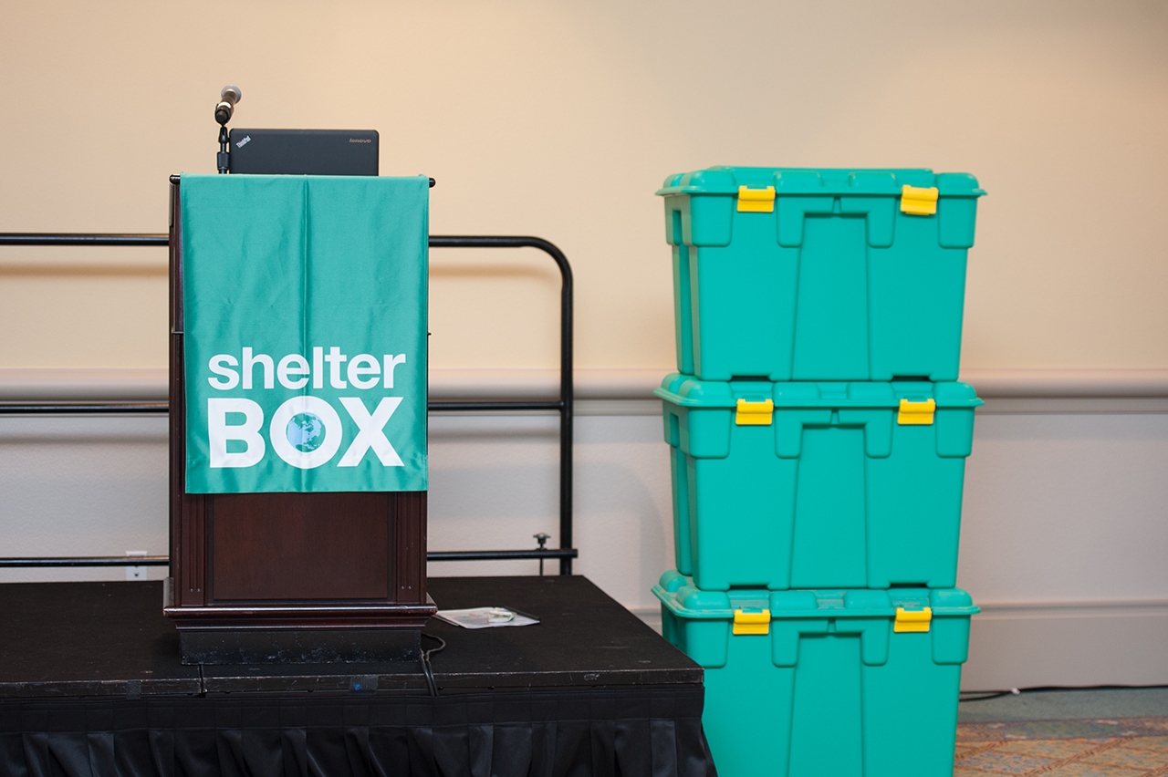 ShelterBox Conference