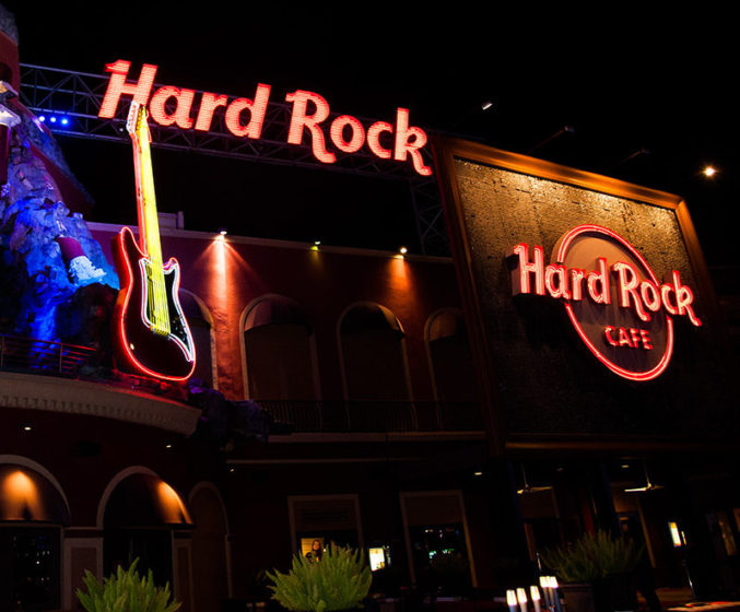 Hard Rock Cafe Event Orlando Florida