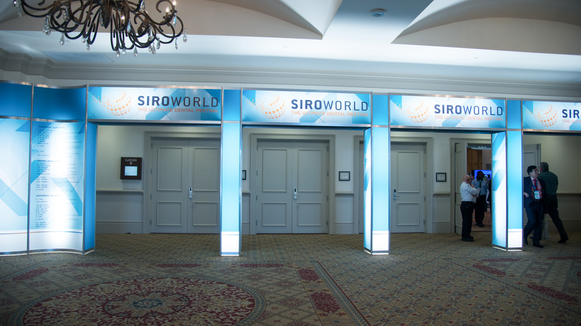 Siro World Trade Show Orlando Florida 1