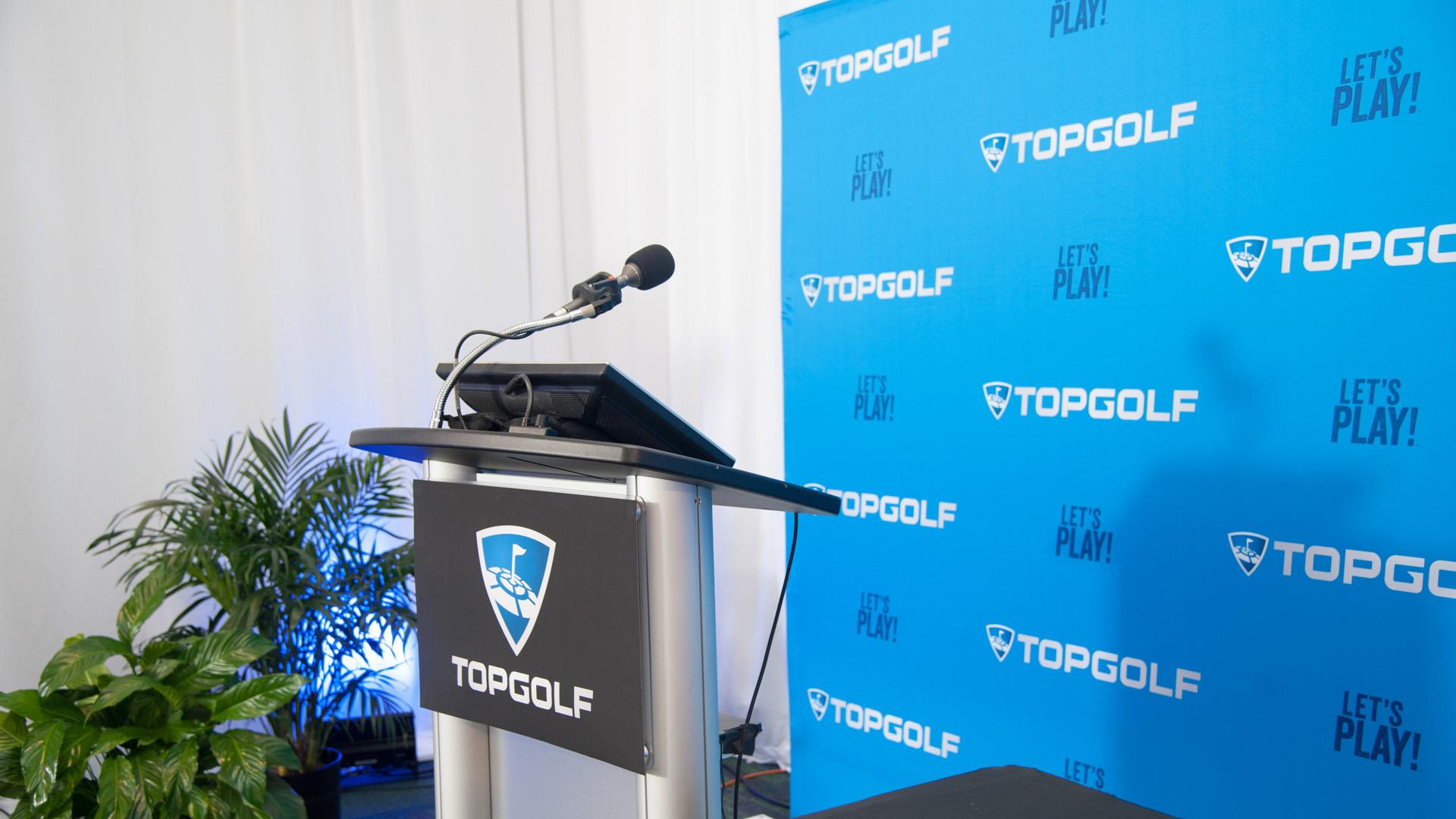 Top Golf Press Release 1