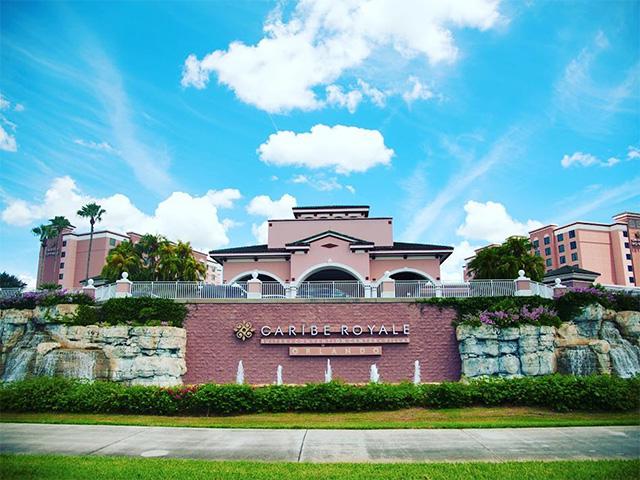 Orlando Venues - Caribe Royale Orlando