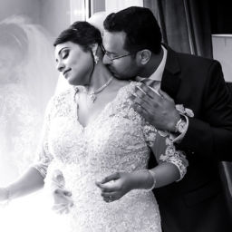 A Dubai wedding by NJ wedding photographers Johns & Leena