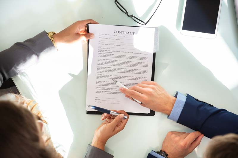 San Diego Business Contracts: What Happens if There is a Conflict Provisions?