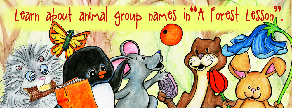Animal Groups Intro