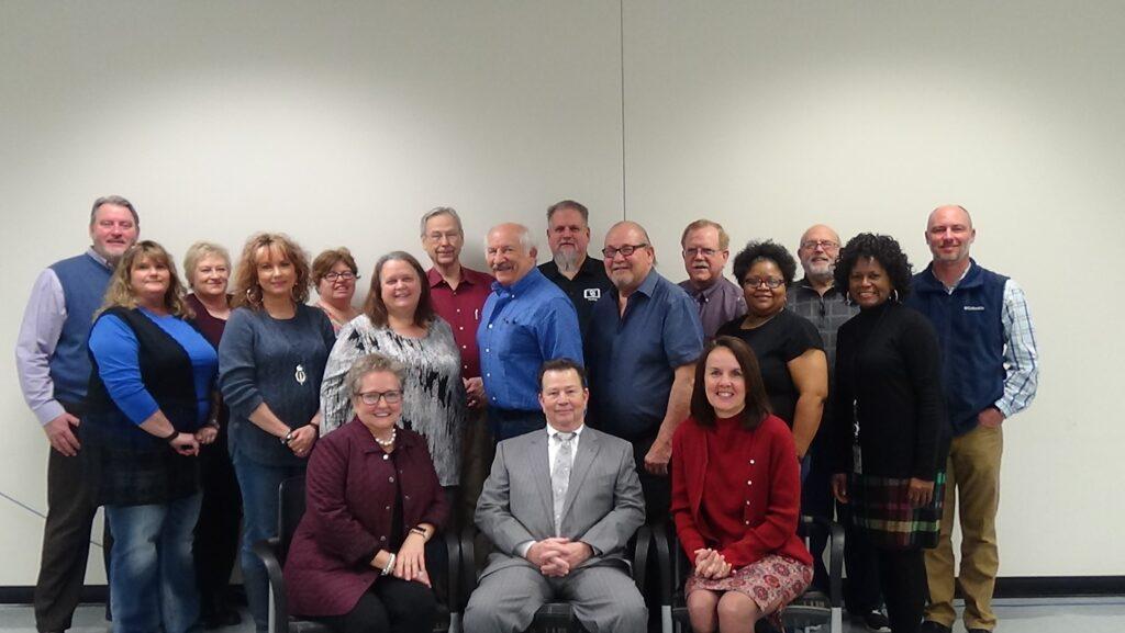 GOPCC Executive Board