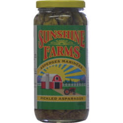 Sunshine Farms Original Pickled Asparagus