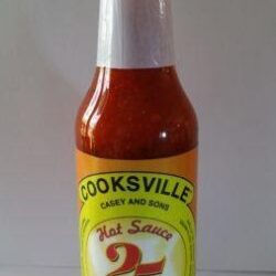 Cooksville 25 Hot Sauce