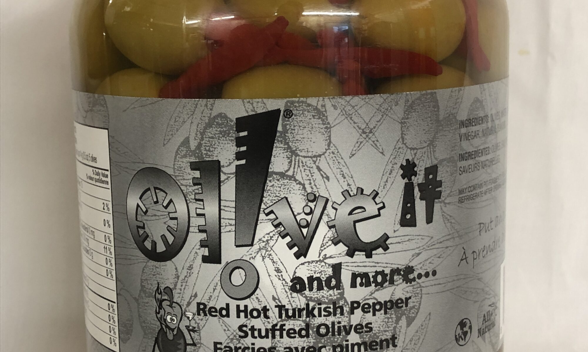 Red Hot Turkish Pepper