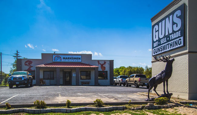 Marksmen Firearm - Granbury Location