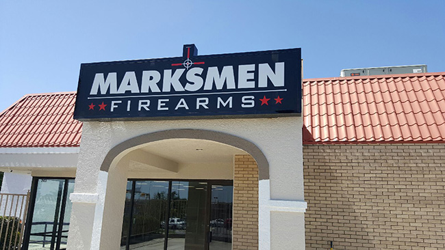 Marksmen Firearm - Killeen