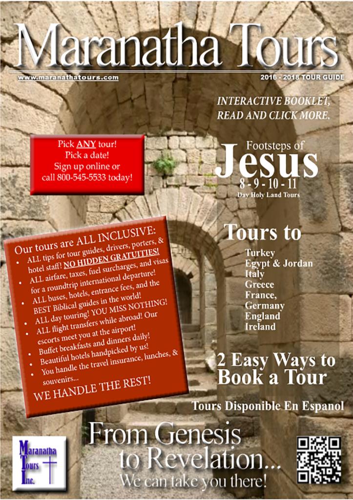 Tour Guide Book