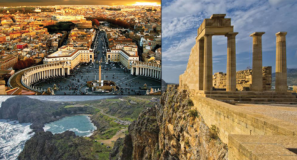 Footsteps of Paul & Peter Greece & Italy Tour