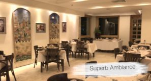 Ambassador Hotel Al Diwan Restaurant Jerusalem