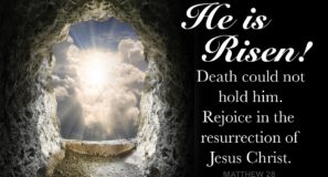 Happy Easter Greeting 2017 Maranatha Tours