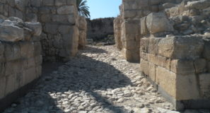 Tel Megiddo Israel Tour Maranatha Tours Travel Guide
