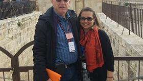 Traveling Jesus' Footsteps in Israel Changes Lives