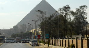 Archeologists In Egypt Discover Ramp System That Built Pyramids